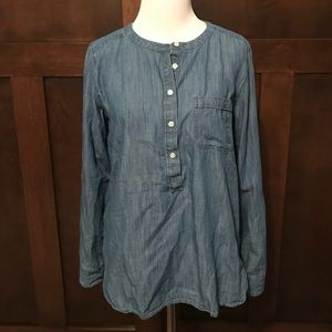 "Loft ""the softened shirt"" Size Small"